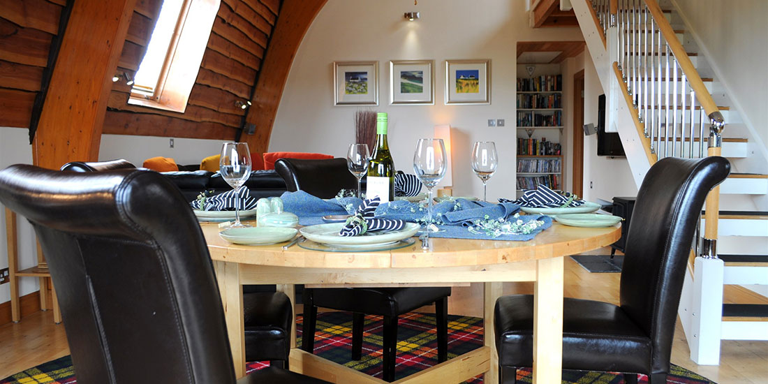Well appointed self-catering Lodges & Cottages on the Isle of Lewis